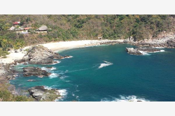 Foto de terreno habitacional en venta en diaz ordaz 0, santa maria huatulco centro, santa maría huatulco, oaxaca, 8788159 No. 01