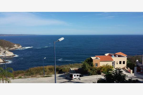 Foto de terreno habitacional en venta en diaz ordaz 0, santa maria huatulco centro, santa maría huatulco, oaxaca, 8788159 No. 04