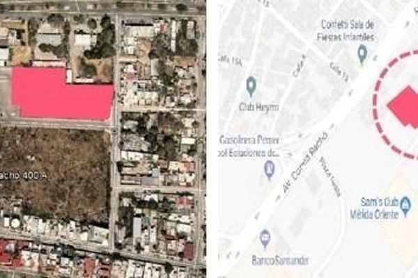 Foto de terreno comercial en venta en  , diaz ordaz, mérida, yucatán, 6186798 No. 04