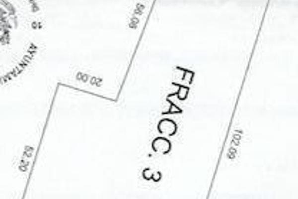 Foto de terreno comercial en venta en  , diaz ordaz, mérida, yucatán, 6186798 No. 05
