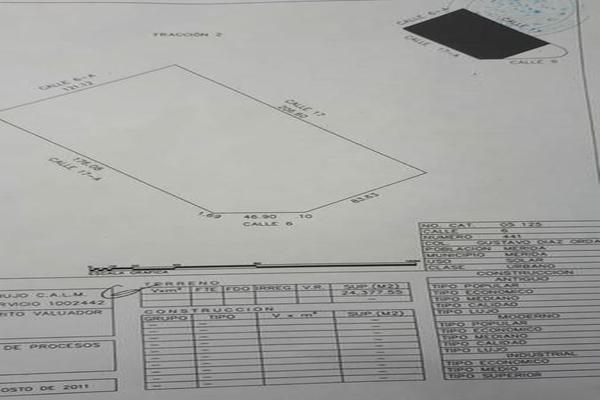 Foto de terreno habitacional en venta en  , diaz ordaz, mérida, yucatán, 7953131 No. 01