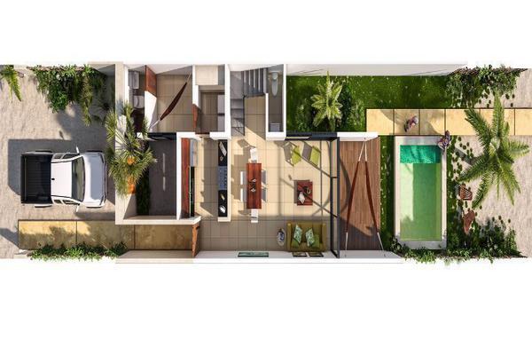 Foto de casa en venta en diez.cinco , chicxulub puerto, progreso, yucatán, 19965767 No. 03