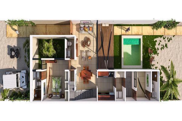 Foto de casa en venta en diez.cinco , chicxulub puerto, progreso, yucatán, 19965767 No. 08