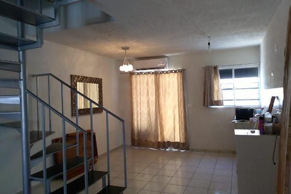 Foto de casa en renta en dirección valle real sector 5 manzana 3 lote 1 casa 5 , pomoca, nacajuca, tabasco, 5686286 No. 01