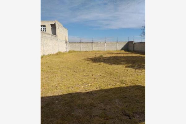 Foto de terreno habitacional en venta en distrito judicial , capultitlán centro, toluca, méxico, 18898677 No. 01