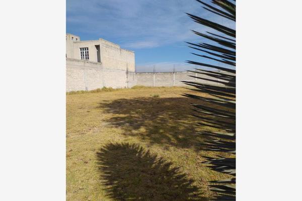 Foto de terreno habitacional en venta en distrito judicial , capultitlán centro, toluca, méxico, 18898677 No. 02