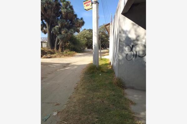 Foto de terreno habitacional en venta en distrito judicial , capultitlán centro, toluca, méxico, 18898677 No. 03