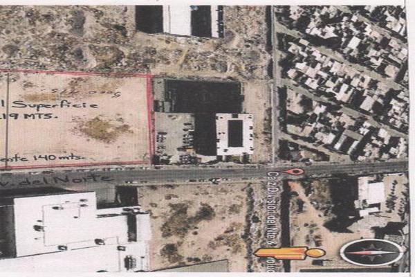 Foto de terreno habitacional en venta en  , división del norte, torreón, coahuila de zaragoza, 8064692 No. 01