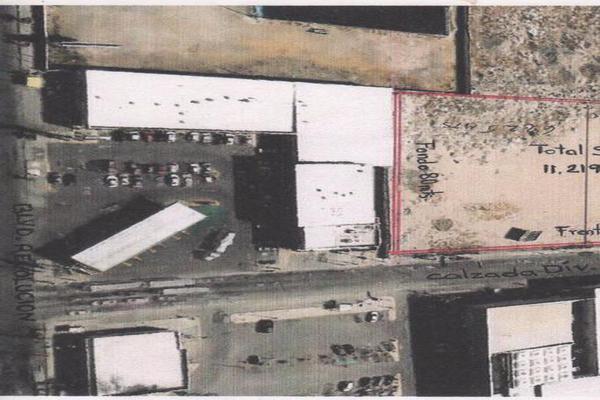 Foto de terreno habitacional en venta en  , división del norte, torreón, coahuila de zaragoza, 8064692 No. 02