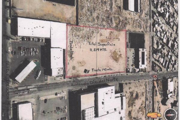 Foto de terreno habitacional en venta en  , división del norte, torreón, coahuila de zaragoza, 8064877 No. 01