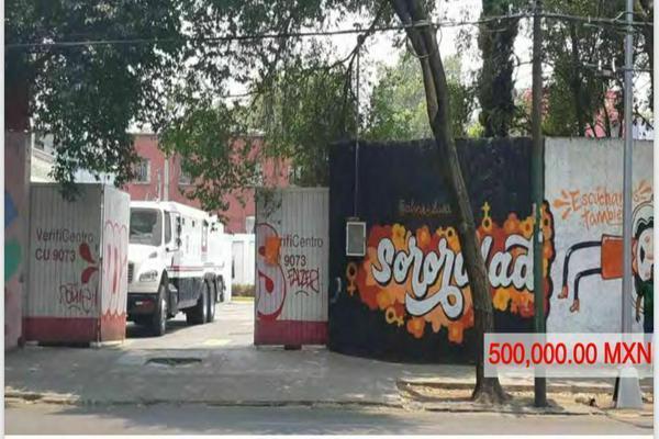 Foto de terreno habitacional en renta en doctor barragan , doctores, cuauhtémoc, df / cdmx, 0 No. 01
