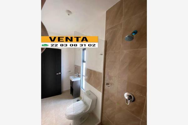 Foto de casa en venta en doctor joaquín perea blanco 2, astilleros de veracruz, veracruz, veracruz de ignacio de la llave, 15248613 No. 04