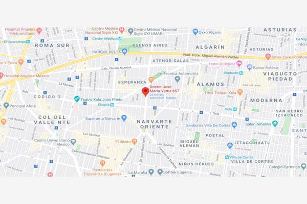 Foto de departamento en venta en doctor jose maria vertiz 657, narvarte oriente, benito juárez, df / cdmx, 13373150 No. 18