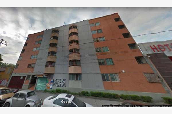 Foto de departamento en venta en doctor velasco 14, doctores, cuauhtémoc, df / cdmx, 5380861 No. 01