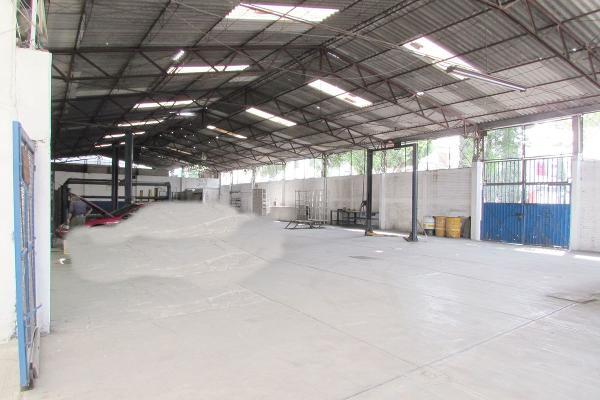 Foto de nave industrial en renta en  , doctores, cuauhtémoc, df / cdmx, 5444318 No. 02