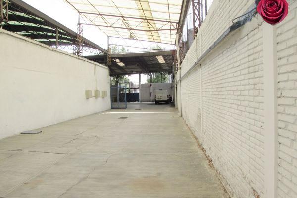 Foto de nave industrial en renta en  , doctores, cuauhtémoc, df / cdmx, 5444318 No. 01