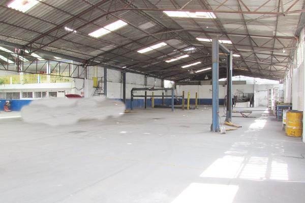 Foto de nave industrial en renta en  , doctores, cuauhtémoc, df / cdmx, 5444318 No. 03