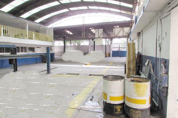 Foto de nave industrial en renta en  , doctores, cuauhtémoc, df / cdmx, 5444318 No. 06