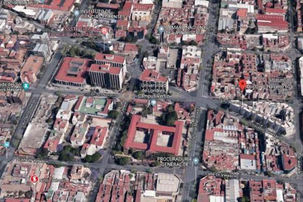 Foto de departamento en venta en  , doctores, cuauhtémoc, df / cdmx, 12262879 No. 02