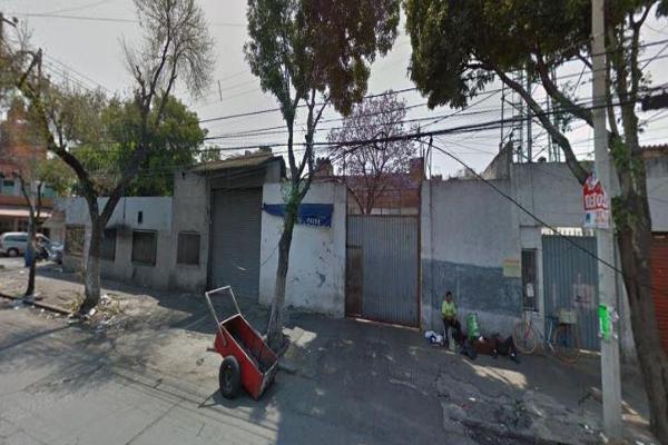 Foto de terreno habitacional en venta en  , doctores, cuauhtémoc, df / cdmx, 12832085 No. 01