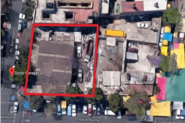 Foto de terreno habitacional en venta en  , doctores, cuauhtémoc, df / cdmx, 12832085 No. 02