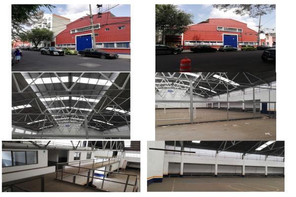Foto de nave industrial en venta en  , doctores, cuauhtémoc, df / cdmx, 14380578 No. 01