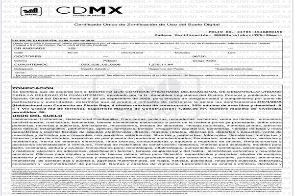 Foto de nave industrial en venta en  , doctores, cuauhtémoc, df / cdmx, 14380578 No. 03