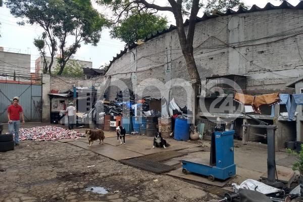 Foto de terreno habitacional en venta en  , doctores, cuauhtémoc, df / cdmx, 5396183 No. 02