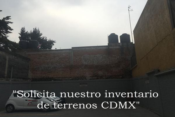 Foto de terreno habitacional en venta en doctores , doctores, cuauhtémoc, df / cdmx, 0 No. 04