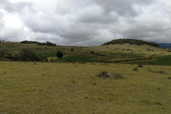 Foto de terreno habitacional en venta en domicilio conocido 0, san miguel lastiri, chignahuapan, puebla, 9945169 No. 01
