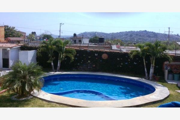 Foto de casa en venta en domicilio conocido , alejandra, yautepec, morelos, 8810285 No. 01