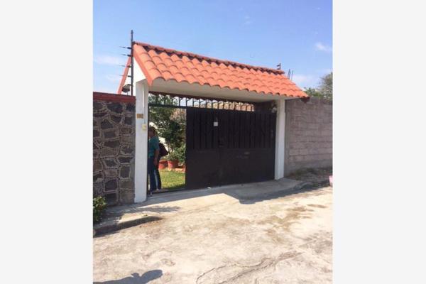 Foto de casa en venta en domicilio conocido , alejandra, yautepec, morelos, 8810285 No. 02