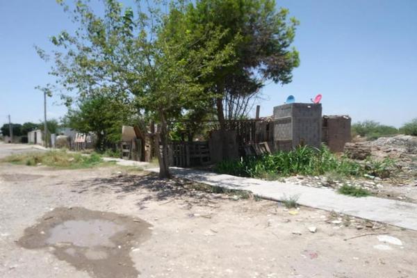 Foto de terreno habitacional en venta en domicilio conocido ejido , real del nogalar, torreón, coahuila de zaragoza, 5503409 No. 01