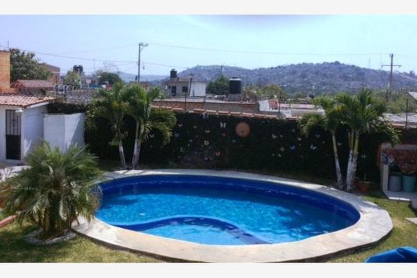 Foto de casa en venta en domicilio conocido , 3 de mayo, emiliano zapata, morelos, 8810285 No. 01