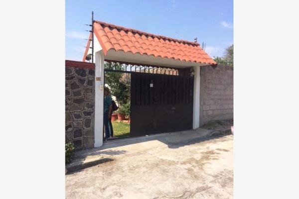 Foto de casa en venta en domicilio conocido , 3 de mayo, emiliano zapata, morelos, 8810285 No. 02