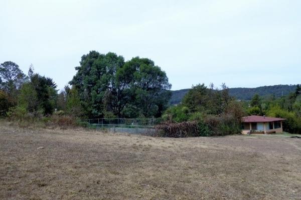 Foto de terreno habitacional en venta en domicilio conocido rancho los perales , valle de bravo, valle de bravo, méxico, 4633592 No. 01