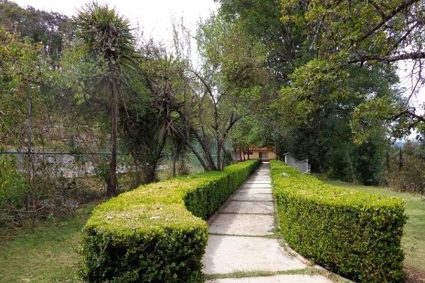 Foto de terreno habitacional en venta en domicilio conocido rancho los perales , valle de bravo, valle de bravo, méxico, 4633592 No. 03