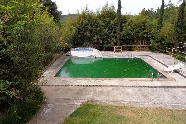 Foto de terreno habitacional en venta en domicilio conocido rancho los perales , valle de bravo, valle de bravo, méxico, 4633592 No. 04