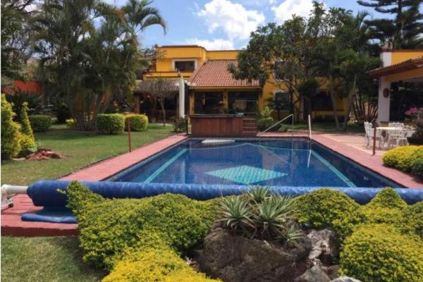 Foto de casa en venta en domicilio conocido , tamoanchan, jiutepec, morelos, 5872322 No. 01