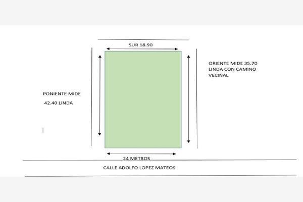 Foto de terreno habitacional en venta en domingo arenas 39, san lucas cuauhtelulpan, tlaxcala, tlaxcala, 10213059 No. 05