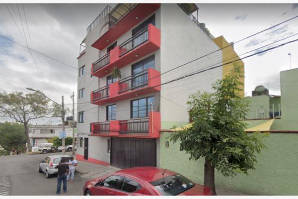 Foto de departamento en venta en dominicanos 47, paraíso, álvaro obregón, df / cdmx, 0 No. 01
