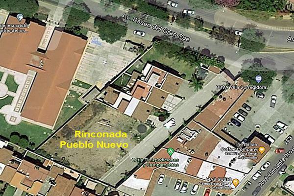 Foto de terreno habitacional en venta en don bosco 34, pueblo nuevo, corregidora, querétaro, 0 No. 09