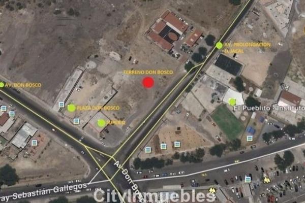 Foto de terreno comercial en venta en  , don bosco, corregidora, querétaro, 5854922 No. 02