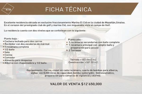 Foto de casa en venta en don julio berdegué aznar , el cid, mazatlán, sinaloa, 9263772 No. 03