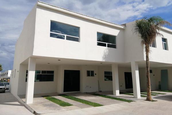 Foto de casa en venta en dona graciela 100, residencial las alamedas, durango, durango, 9157120 No. 01