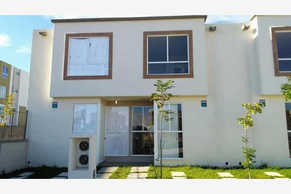 Foto de casa en venta en dorado 0, el dorado, huehuetoca, méxico, 6142955 No. 01