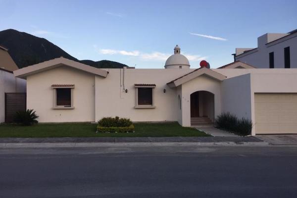 Foto de casa en renta en doral 135, residencial y club de golf la herradura etapa a, monterrey, nuevo león, 6592811 No. 01