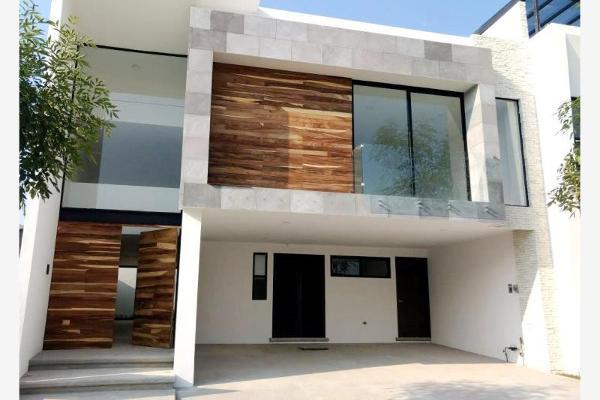 Foto de casa en venta en durango 0, lomas de angelópolis, san andrés cholula, puebla, 5977070 No. 01