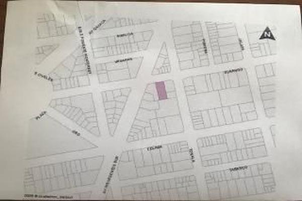 Foto de terreno industrial en venta en durango 158, roma norte, cuauhtémoc, df / cdmx, 7140872 No. 01