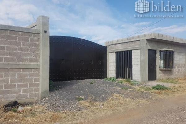 Foto de terreno habitacional en venta en  , nuevo pedregal, durango, durango, 5781790 No. 04